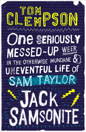 One Seriously Messed Up Week... UK Paperback from Atom Books